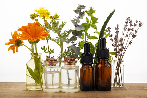 bigstock-Essential-Oils-With-Herbs-And--