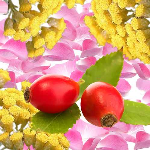 Glowing Rose Balm for Face & Neck