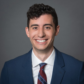 Student Spotlight: Joe Fontana,       Class of 2021