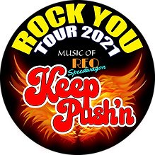 Keep Push'n Tribute to REO Speedwagon