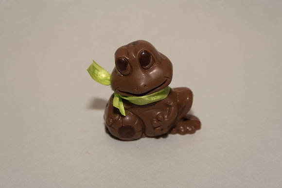Grenouille chocolat lait S
