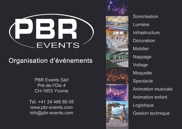 PBR Events Sàrl