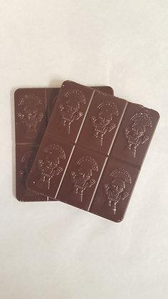 Tablette chocolat noir 52%