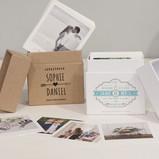 Photo Vintage + Box