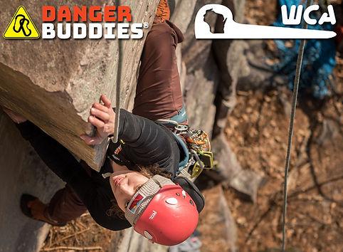 Danger Buddies partnered with Wisconsin Climbers Association