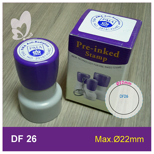 Flash Stamp DF26