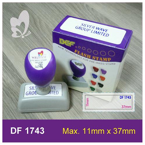 Flash Stamp DF1743