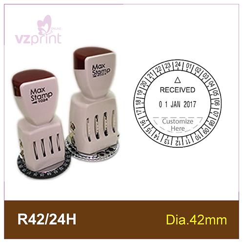 Die Plate Dater Stamp R42/24H