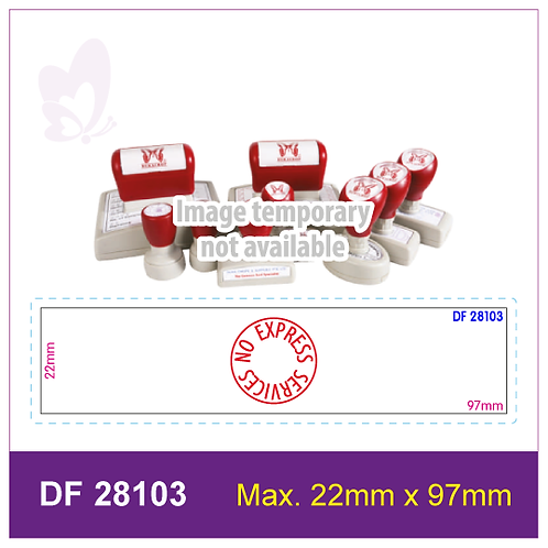 Flash Stamp DF28103