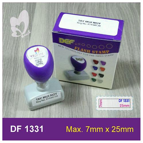 Flash Stamp DF1331