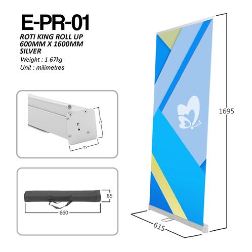 King Easy Roll (E-PR-01) Silver