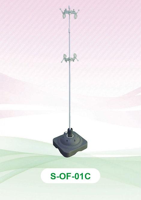 Clip Pole - Water Tank Base