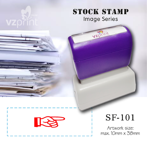 Stock Stamp SF-101