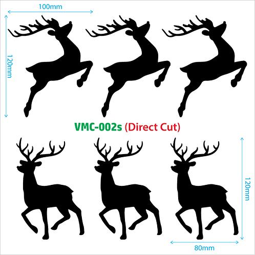 Vinyl Sticker Deco - VMC002s (direct cut)