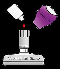Refill ink normal method
