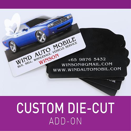 Add On Custom Die-Cut