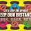 Thumbnail: TABLE STICKER FOR SOCIAL DISTANCING