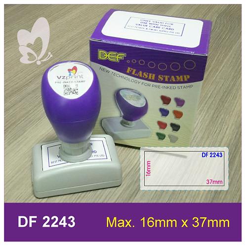Flash Stamp DF2243