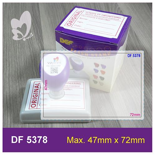 Flash Stamp DF5378