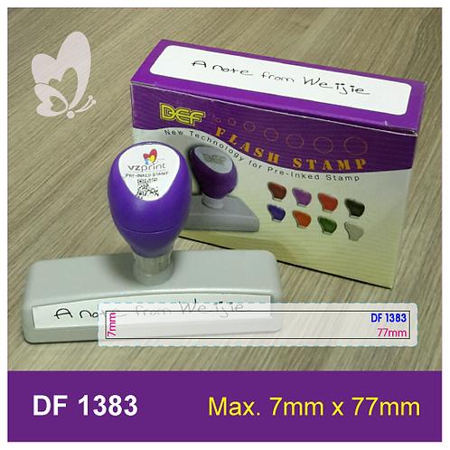 Flash Stamp DF1383