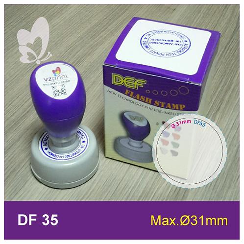 Flash Stamp DF35