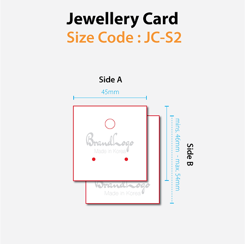 Jewellery Cards (JC-S2)