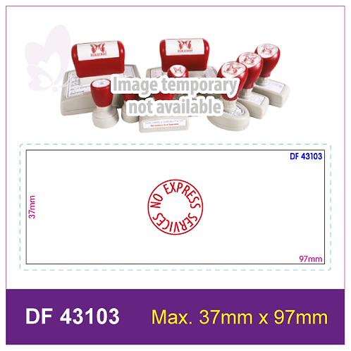 Flash Stamp DF43103
