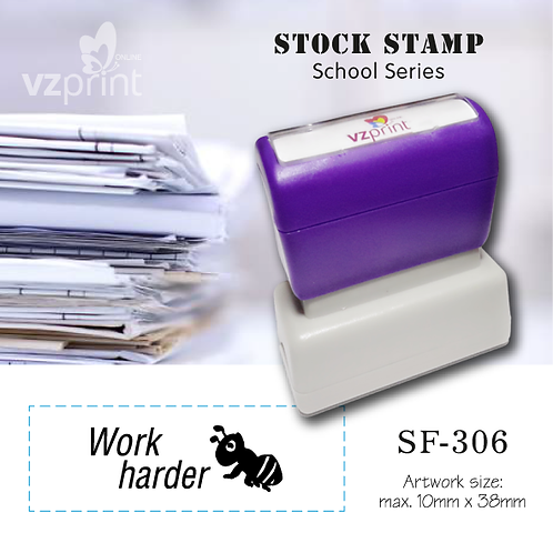 Stock Stamp SF-306