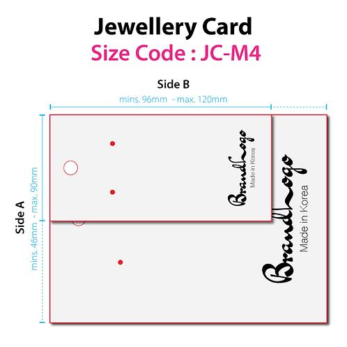 Jewellery Card (JC-M4)