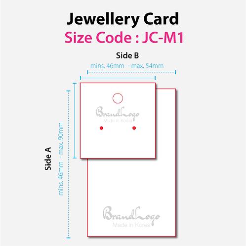 Jewellery Cards (JC-M1)