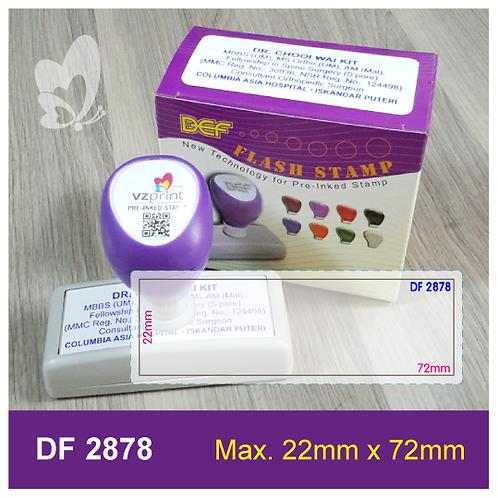 Flash Stamp DF2878