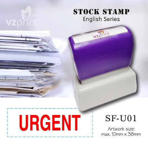 Stock Stamp SF-U01