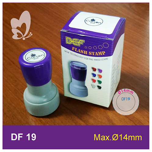 Flash Stamp DF19