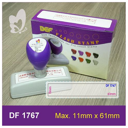 Flash Stamp DF1767