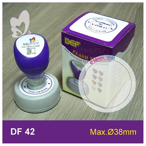 Flash Stamp DF42
