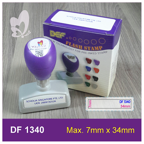 Flash Stamp DF1340