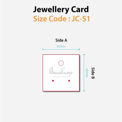 Jewellery Cards (JC-S1)