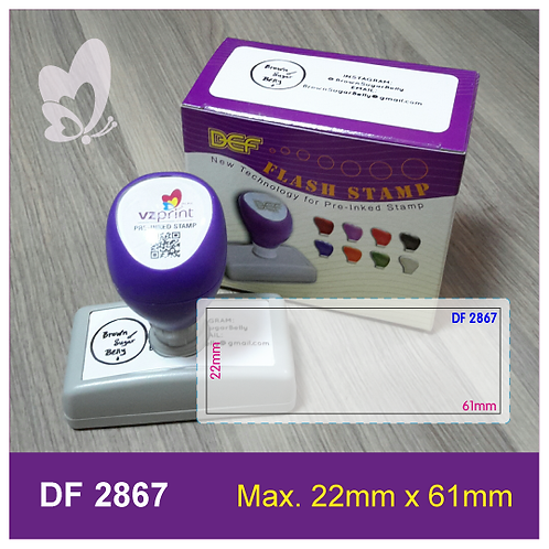 Flash Stamp DF2867