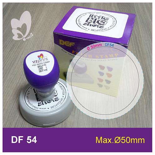 Flash Stamp DF54