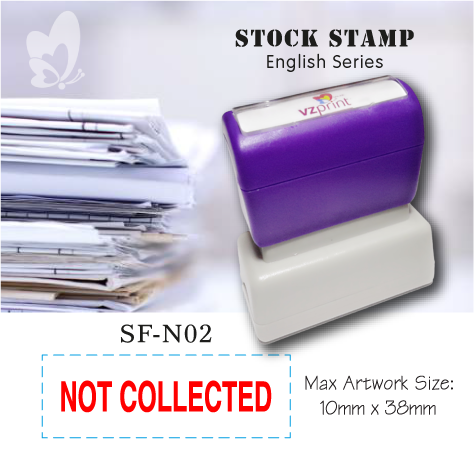 Stock Stamp SF-N02
