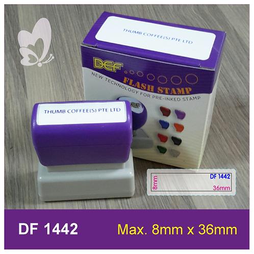 Flash Stamp DF1442