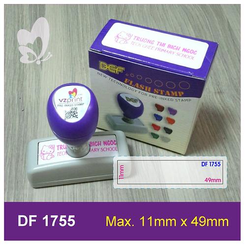Flash Stamp DF1755