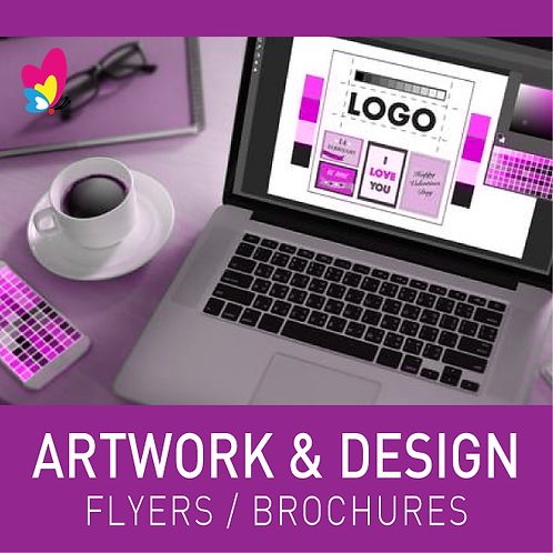 Artwork Design for Flyers