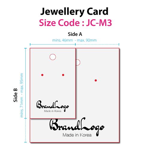 Jewellery Card (JC-M3)