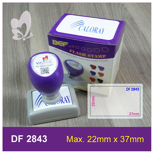 Flash Stamp DF2843