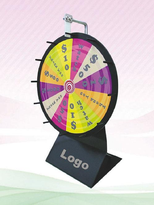 Mini Wheel of Fortune