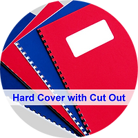 Finsihing Options (Hard Cover with Cut O