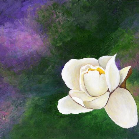 Sunkissed Magnolia