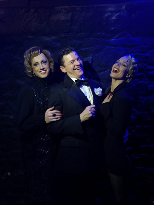 CHICAGO / Le Théâtre Mogador (Stage Entertainment France)