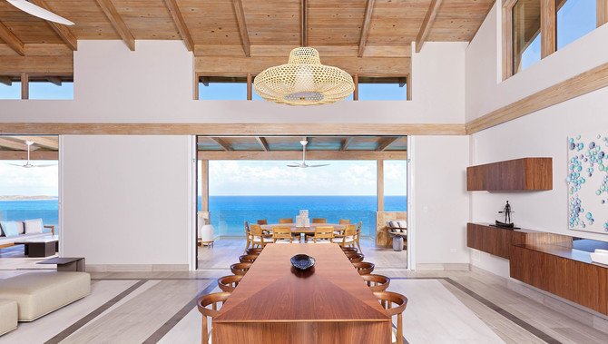 Oil Nut Bay debuts new Five Bedroom Villa Maronti